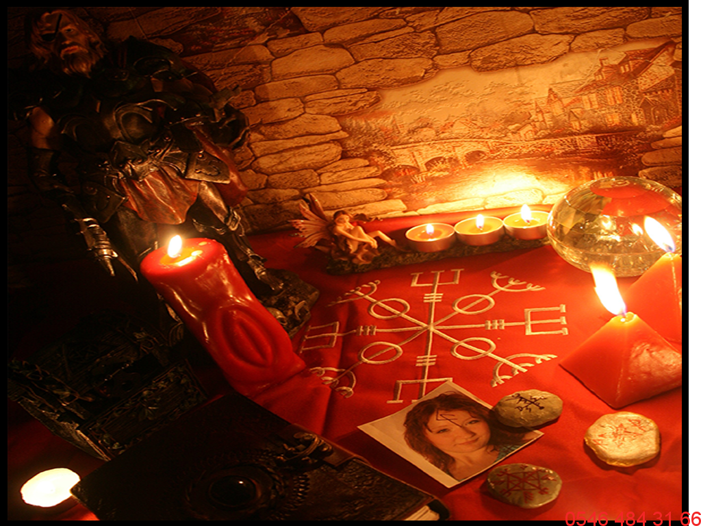 Fransa Aşk Büyüsü Yapan Hocalar
